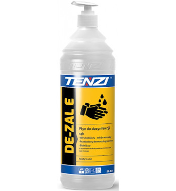 Płyn do dezynfekcji rąk De-Zal E, 1L