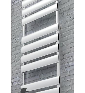 RIDEA Modena Grzejnik Łazienkowy ALU 1180x500 biały MODENA 1200/500