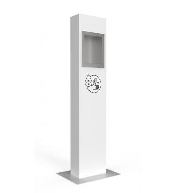 Dozownik, automat do bezdotykowej dezynfekcji rąk